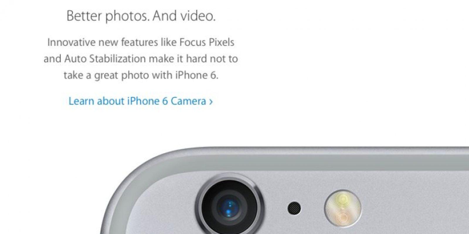Las cámaras de los iPhones siempre se han distinguido por su enorme calidad. En la galería les mostramos las imágenes que pueden tomar en el iPhone 6. Foto:Apple