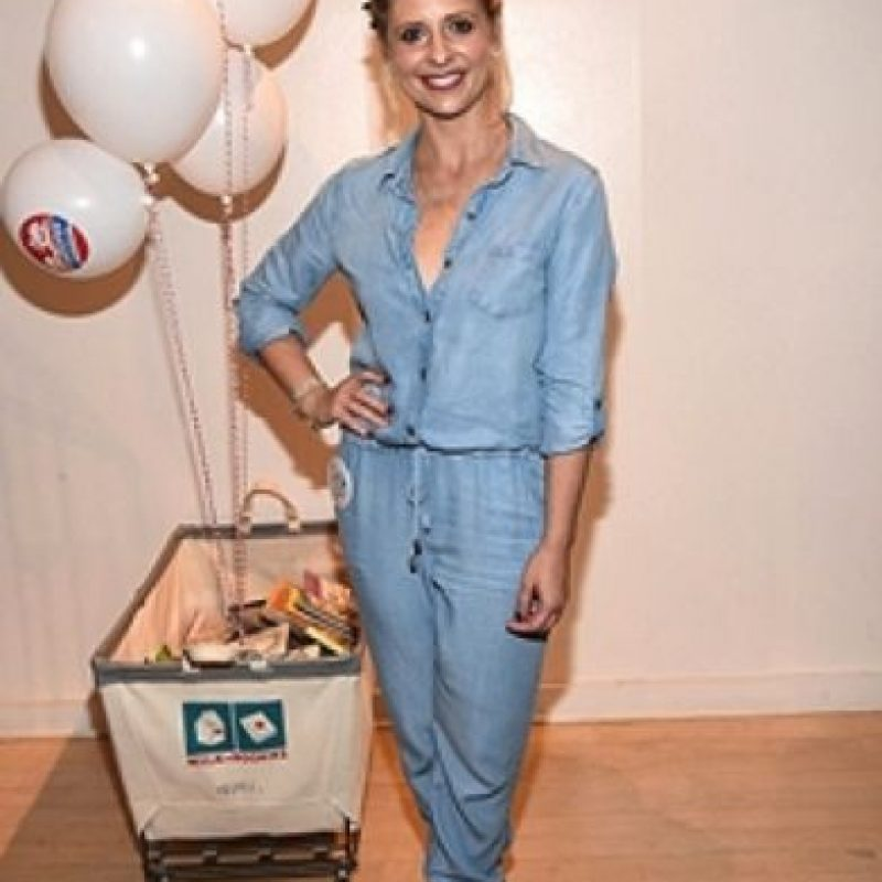 8. Sarah Michelle Gellar Foto: Getty Images