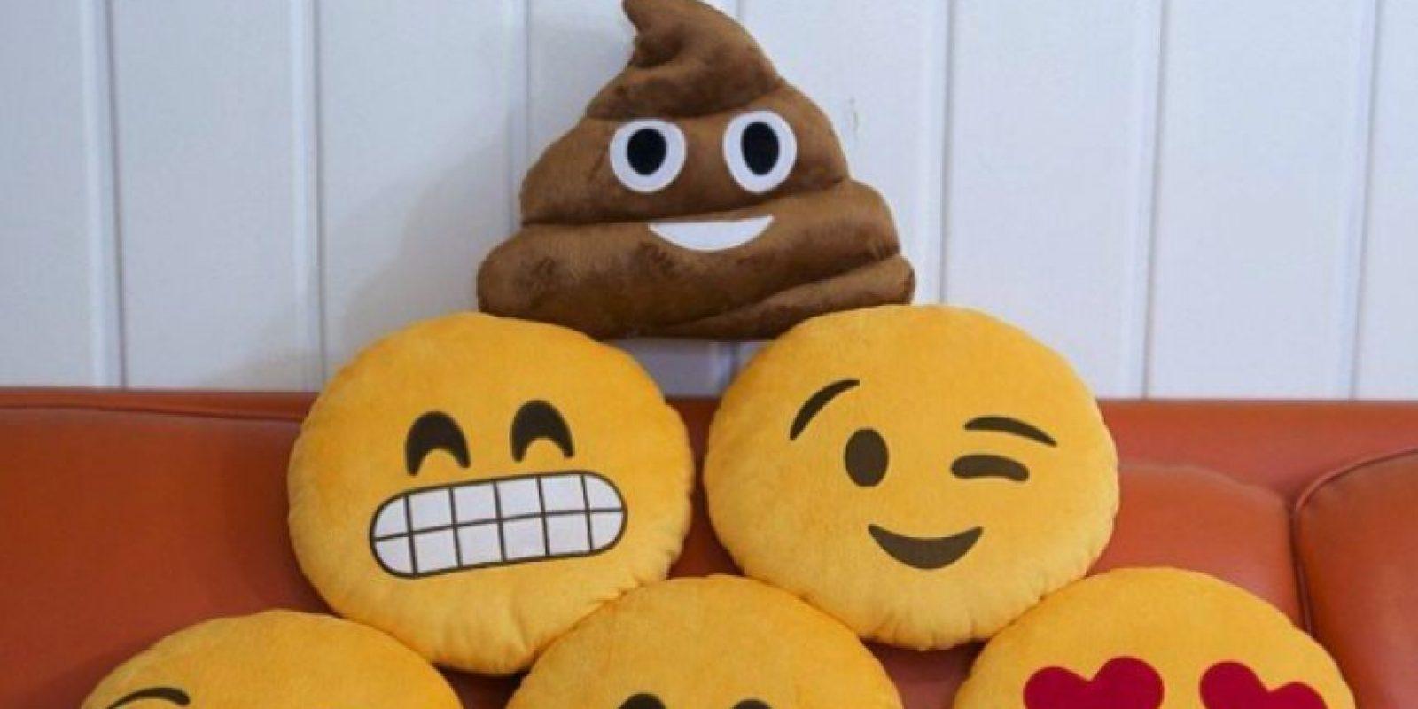 Los emojis pueden adaptarse a casi cualquier dispositivo físico o virtual. Foto:Google
