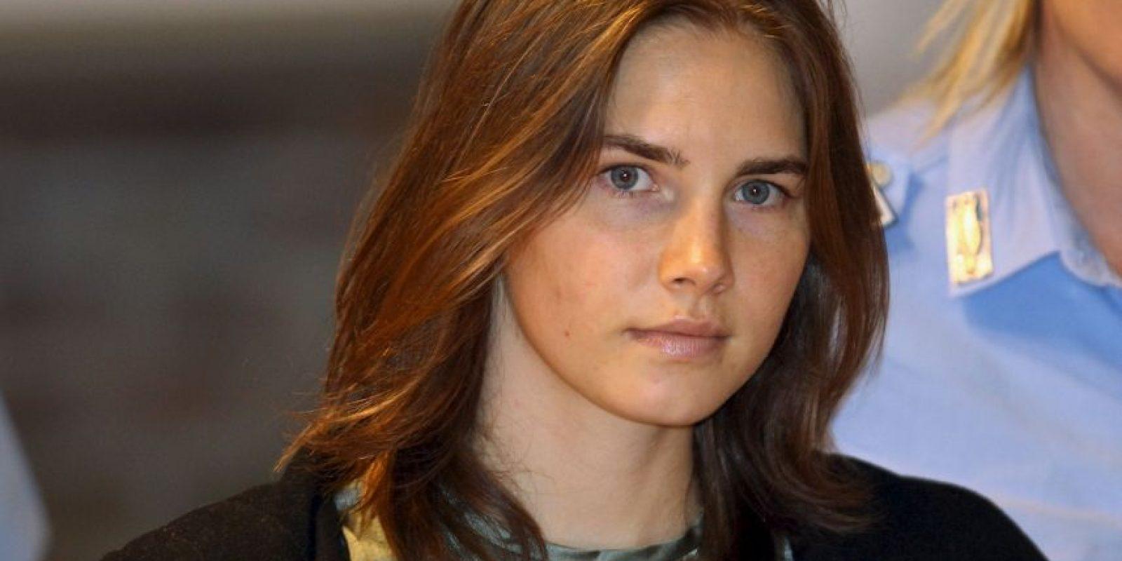 Amanda Knox pide ser extraditada a Italia. Foto:Getty Images