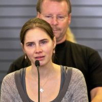 Amanda Knox regresará a Seattle. Foto: Getty Images