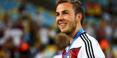 Esto sólo por la venta de Mario Götze, quien fue campeón del Mundo el Brasil 2014 y ahora es jugador del Bayern Munich. Foto:Getty Images