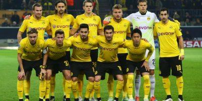 5. Borussia Dortmund (Alemania). Ocupa la quinta posición con 43.5 millones de euros. Foto:Getty Images