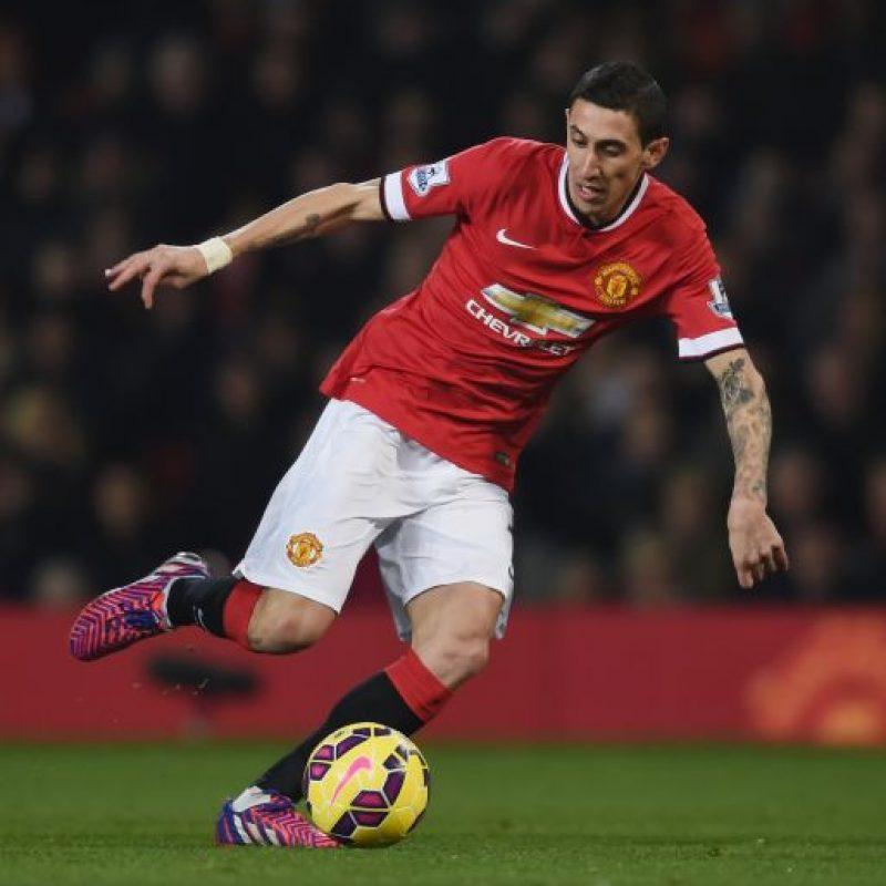 Ahora milita en Manchester United Foto:Getty Images