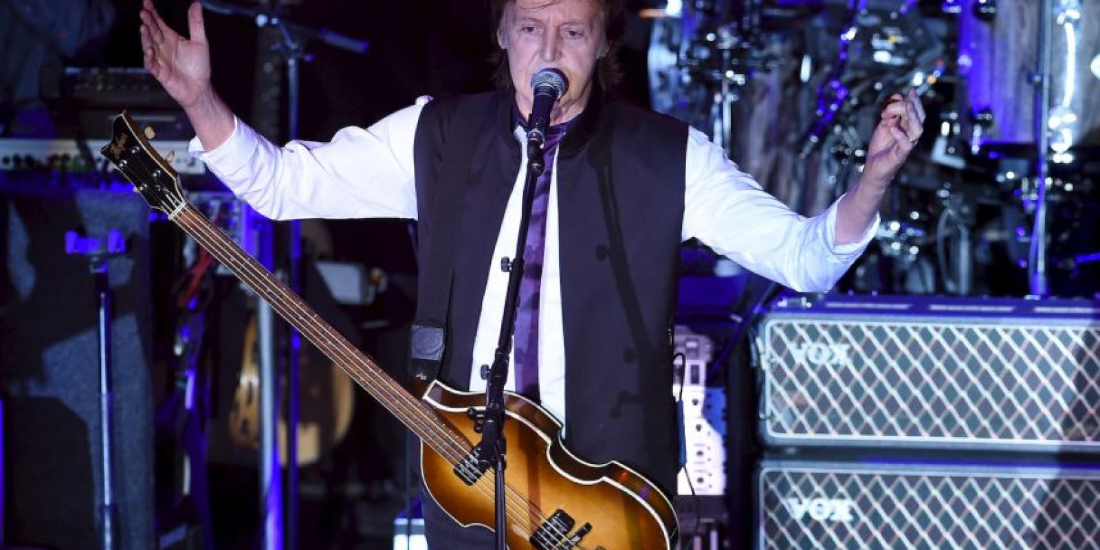 Paul McCartney Foto: Getty Images