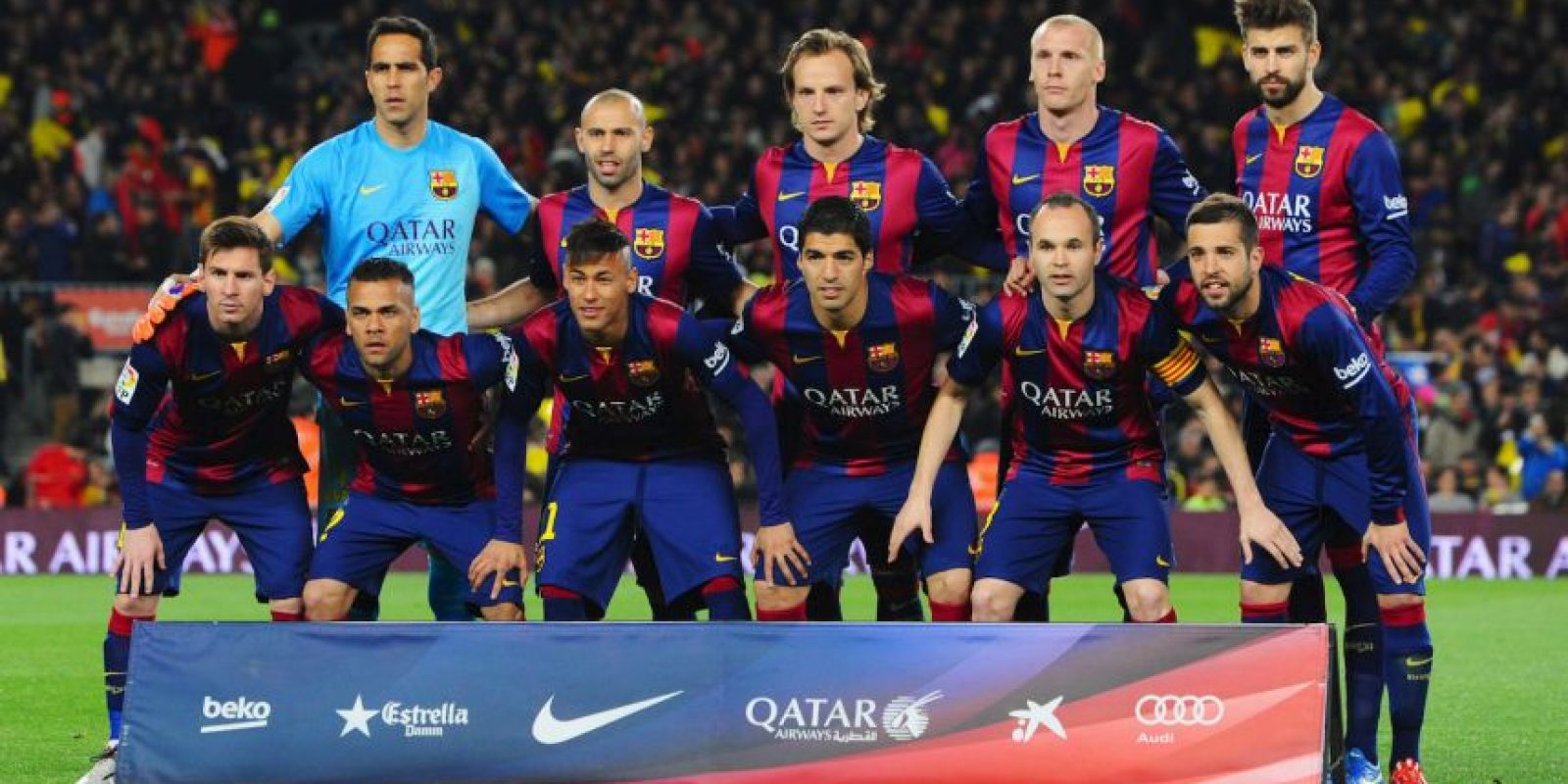 7. Barcelona (España). Con 38.8 millones de euros completan el ranking. Foto:Getty Images