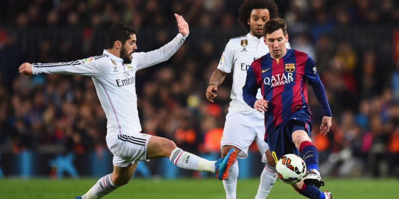 Los culés de Messi son líderes de España Foto:Getty Images