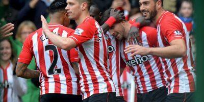 Southampton (Inglaterra). Desde 2012 es el equipo que más dinero ha ingresado por la venta de canteranos, con un total de 90.2 millones de euros. Foto:Getty Images