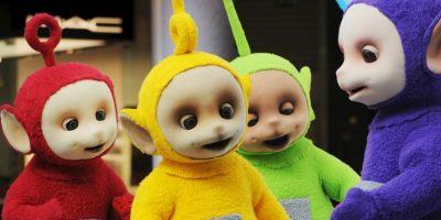 Los Teletubbies son muy populares en todo el mundo. Foto:Getty