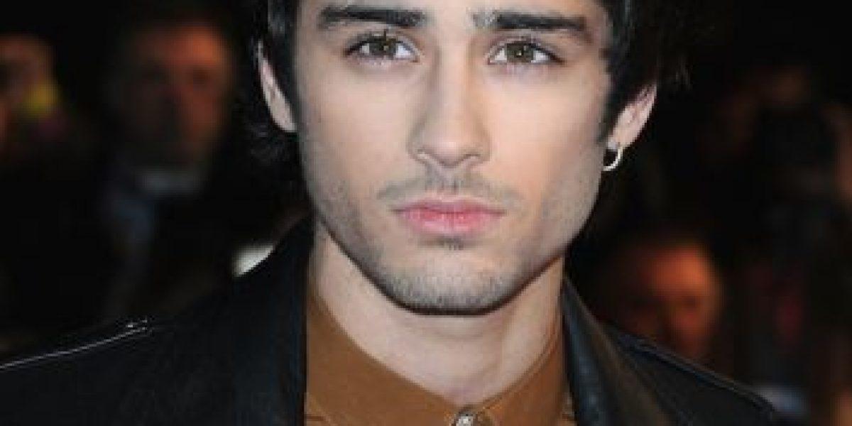 Filtran fotos de Zayn Malik, exmiembro de One Direction, en estudio de grabación