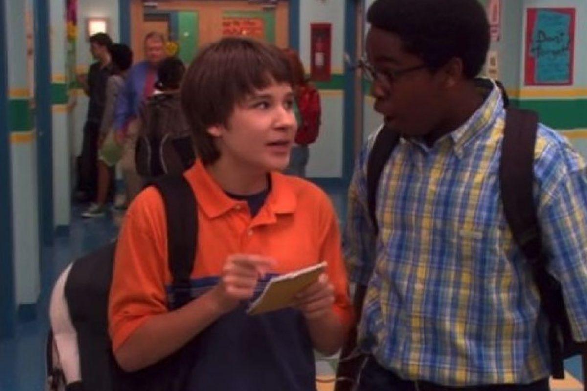 Interpretó a Ned, un joven que no era muy buen estudiante pero disfrutaba dar consejos a sus compañeros. Foto:IMDB