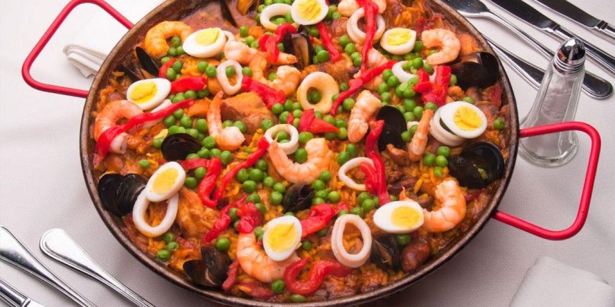 Publimetro Super Chef: Aprendan a preparar Paella Mixta