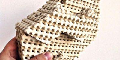 Inspirado en métodos antiguos, el Cool Brick usa tecnología de punta. Foto:Ronald Rael