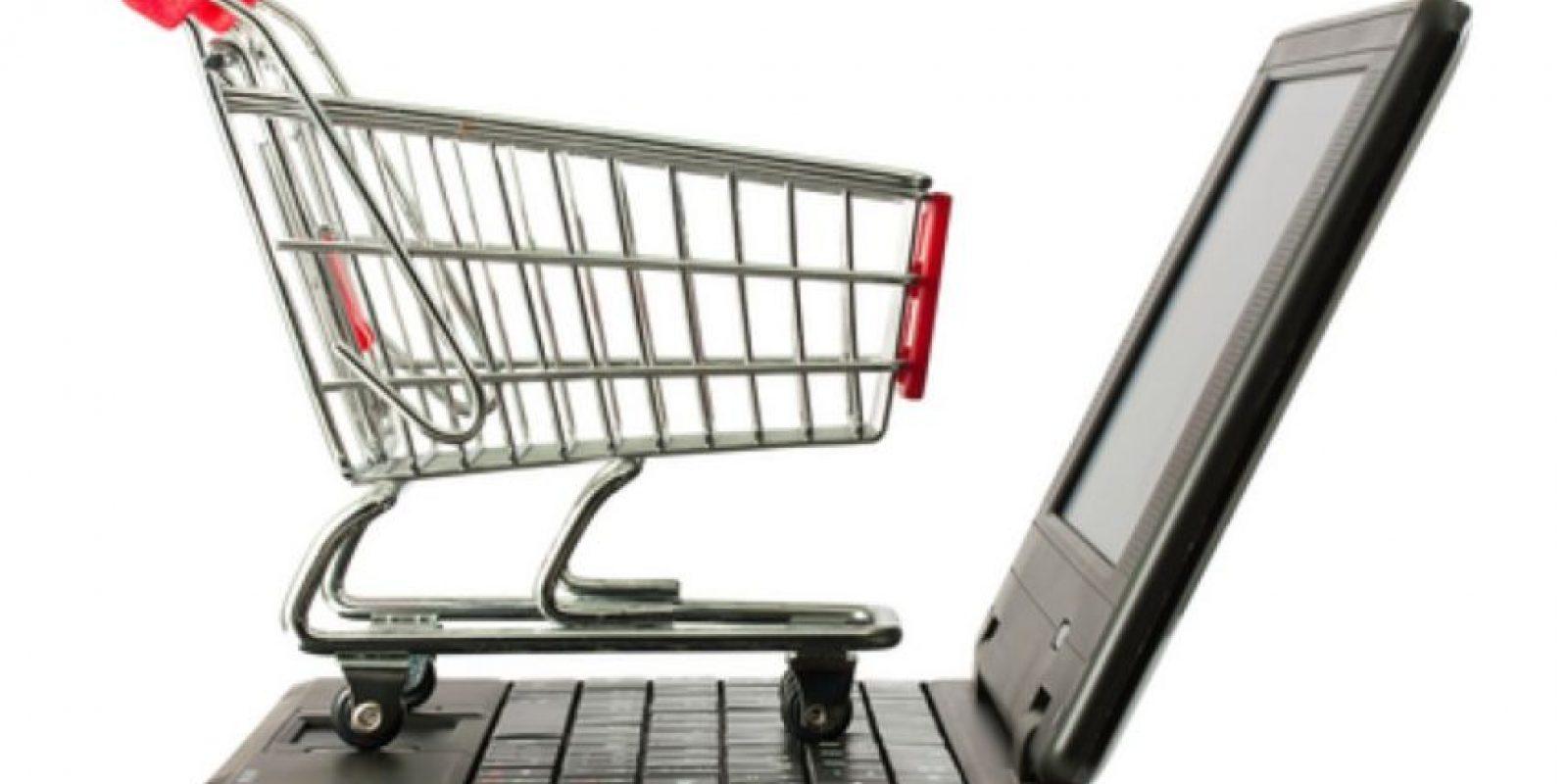 Se incentiva el comercio digital, de esa forma podrían hacer una compra en Internet y recibirla en la puerta de su casa. Foto:Pinterest