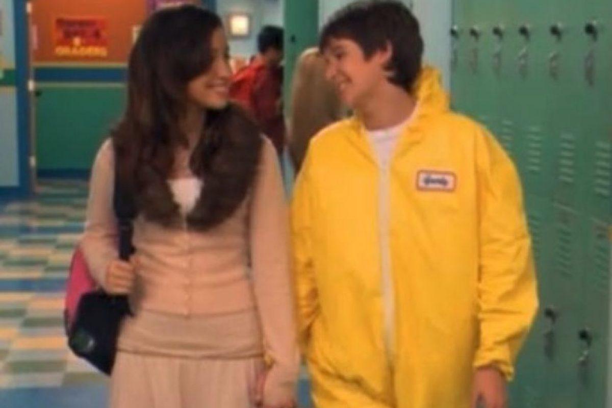 Interpretó a Suzie Crabgrass, la chica popular de la escuela, de la que estaba enamorado Ned Foto:YouTube