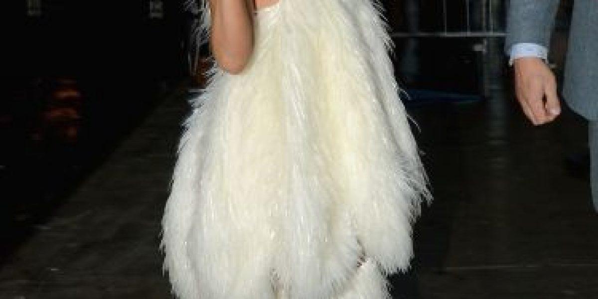 FOTOS: 29 exóticos looks que Lady Gaga inmortalizó