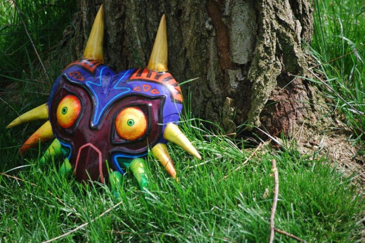 En el quinto sitio también se encuentra Zelda, pero esta vez es la versión de: Zelda: Majora's Mask. Foto:Google