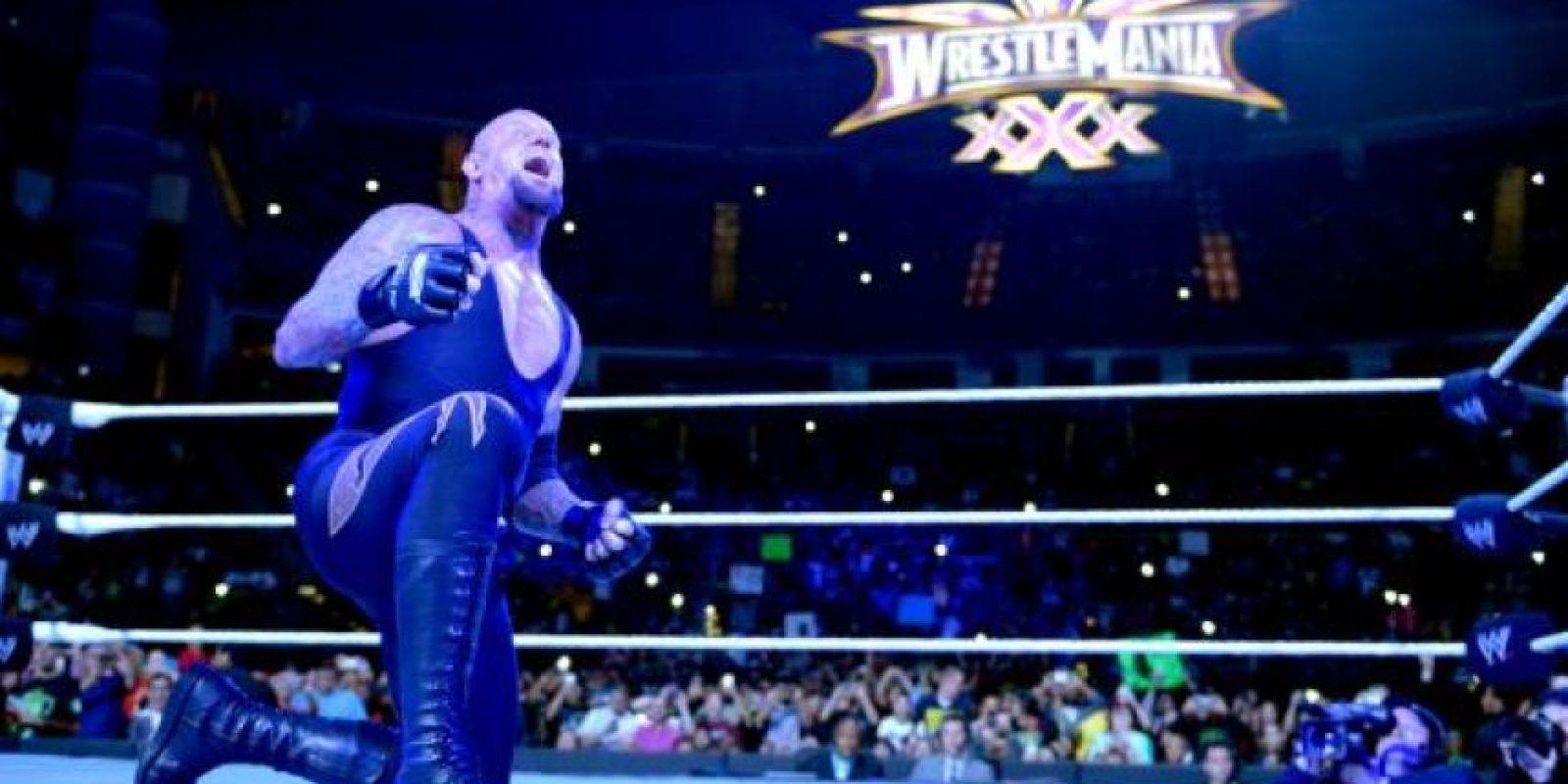 """2. 21 victorias es el récord máximo en la """"Vitrina de los Inmortales""""; lo ostenta Undertaker Foto:WWE"""