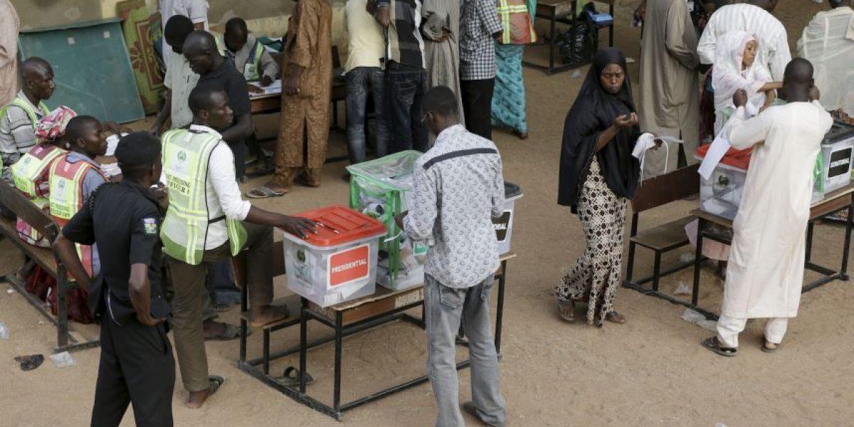 Boko Haram mata a 25 personas en elecciones de Nigeria