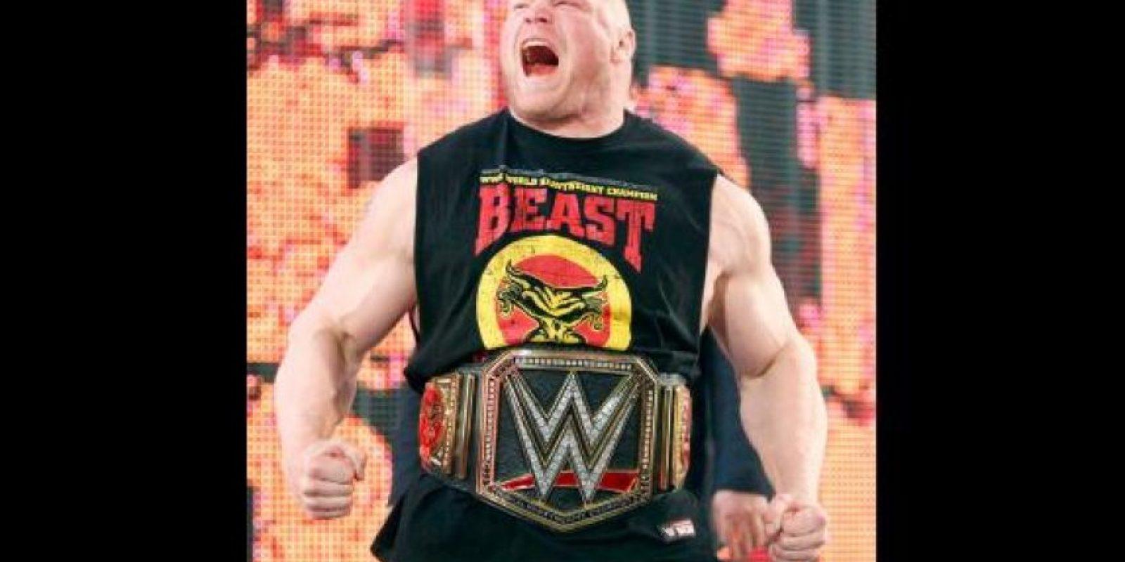 1. Será la edición 31 del evento más grande de la WWE Foto:WWE