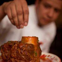 5. Mucha res y cerdo Foto:Cortesía Chef Tomás Rueda/ Elorigendelacomida.co
