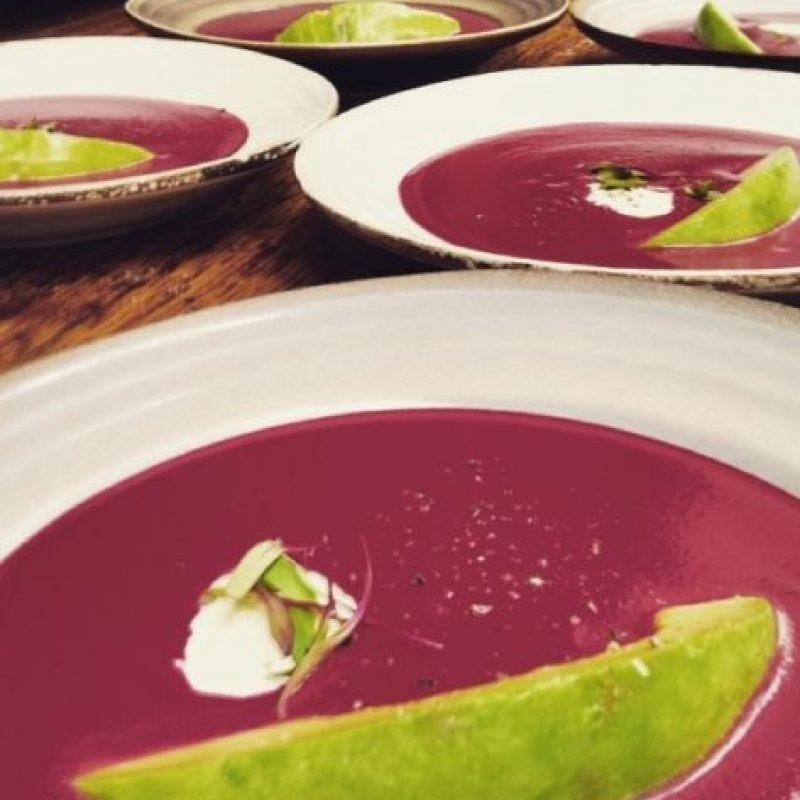 3. Aguacate Foto:Cortesía Chef Tomás Rueda/@TomasRuedaCocinero