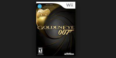 Goldeneye 007 ocupa el tercer sitio. Foto:Google