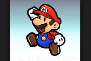 Mario Paper es el séptimo. Foto:Google