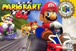 Mario Kart 64 increíblemente ocupa el noveno lugar de esta lista. Foto:Twitter @doyoustillhate