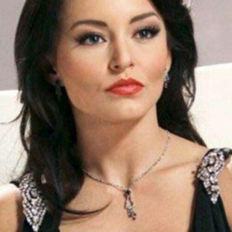 4. Supuesta muerte de actriz mexicana Angelique Voyer Foto:Tumblr