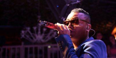 Black se hizo popular en Latinoamérica con canción del mismo género, El Serrucho. Foto:Mr. Black/Facebook