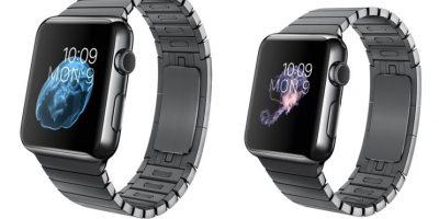 También tendremos opción de color negro en este modelo. Foto:Apple