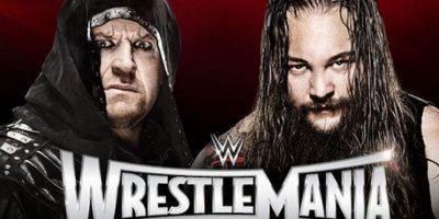 6. 14 apariciones seguidas tuvo de forma consecutiva Undertaker, desde Wrestlemania X-Seven hasta Wrestlemania XXX. En este evento hará su décimo quinta presencia Foto:WWE