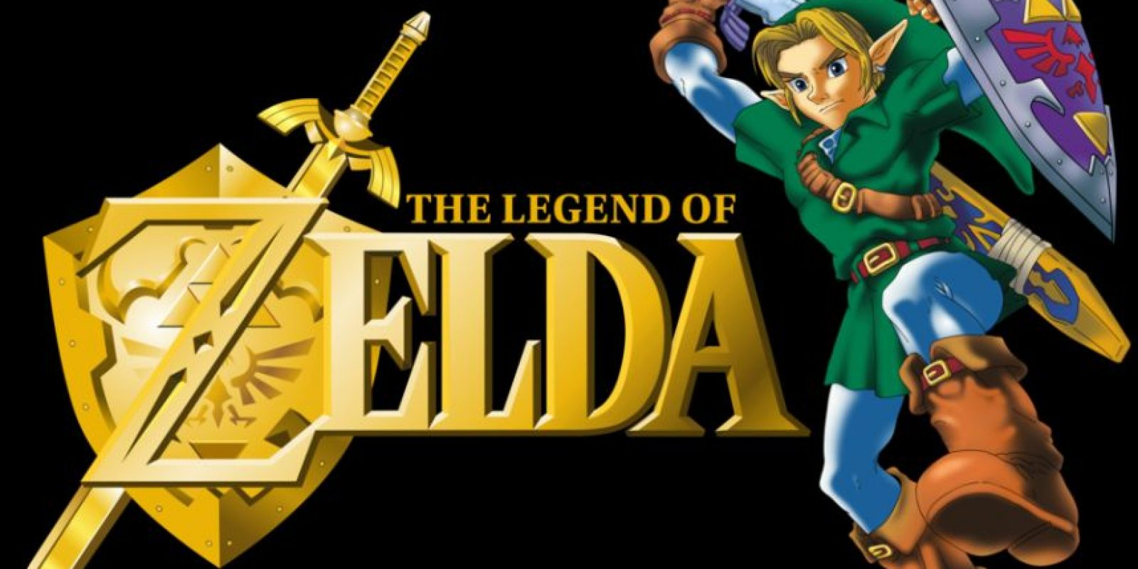 El primer lugar lo ocupa The Legend of Zelda: Ocarina of Time. Foto: Google