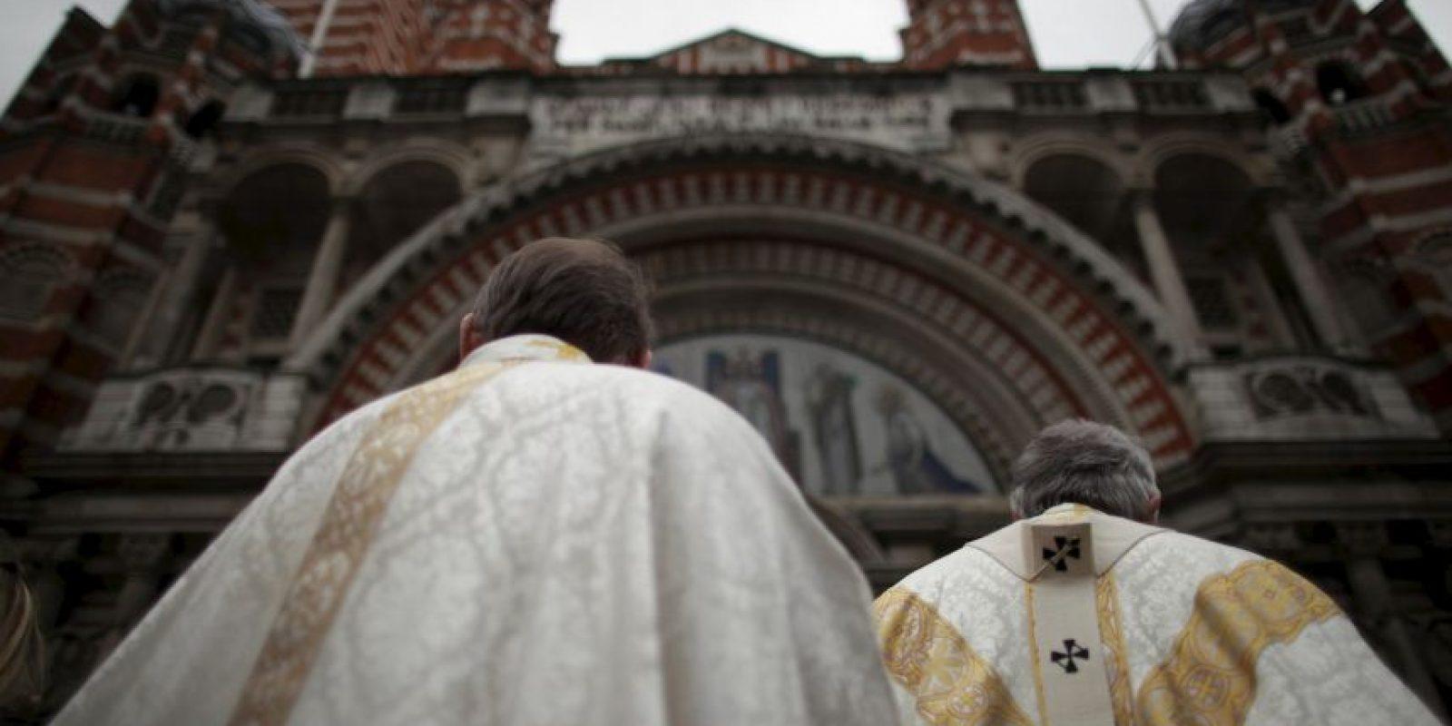 Los altos mandos de la Iglesia Católica ya se encuentran informados. Foto:Getty. Imagen Por: Imagen: Getty