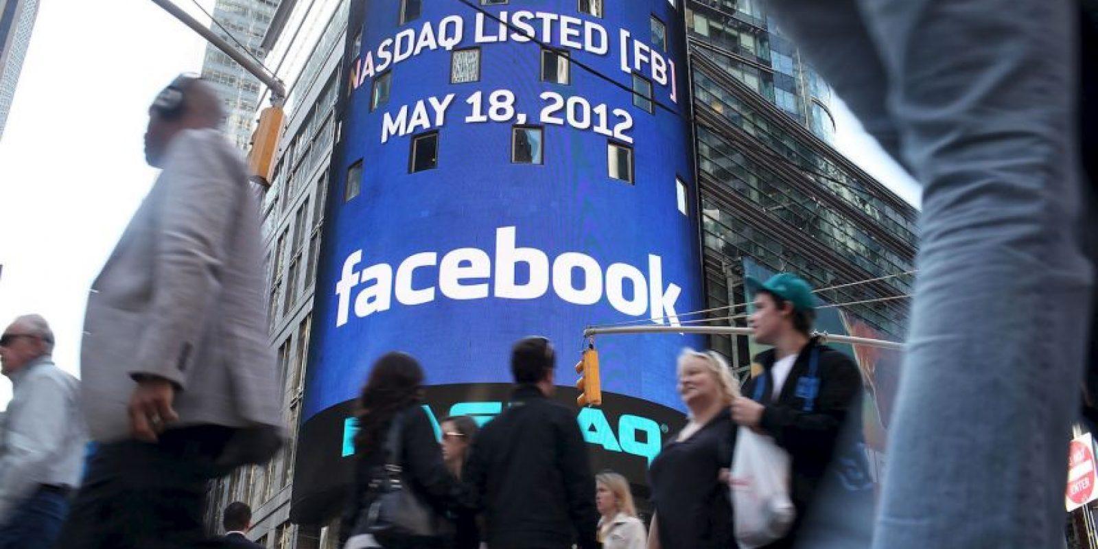 Mientras que Facebook lo hace desde 2012. Foto:Getty