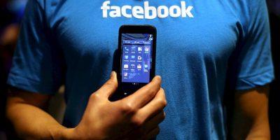 Facebook es la red social más utilizada del planeta. Foto:Getty