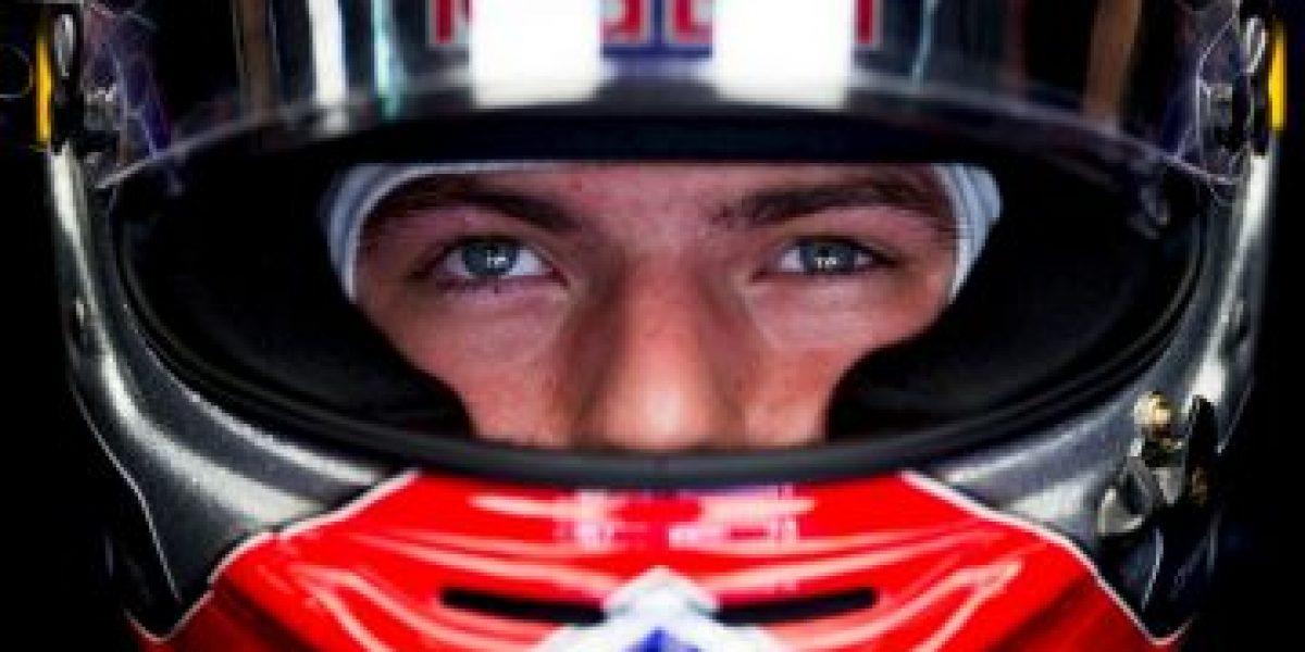 Max Verstappen: El piloto más joven en sumar puntos en la F1
