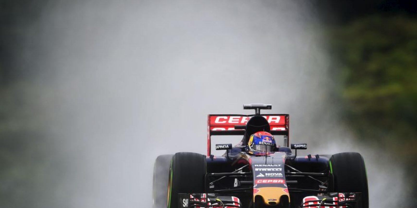 Fue séptimo lugar en el Gran Premio de Malasia Foto:Getty Images
