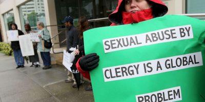 Siguen los escándalos sexuales dentro del clero en todo el mundo. Foto:Getty