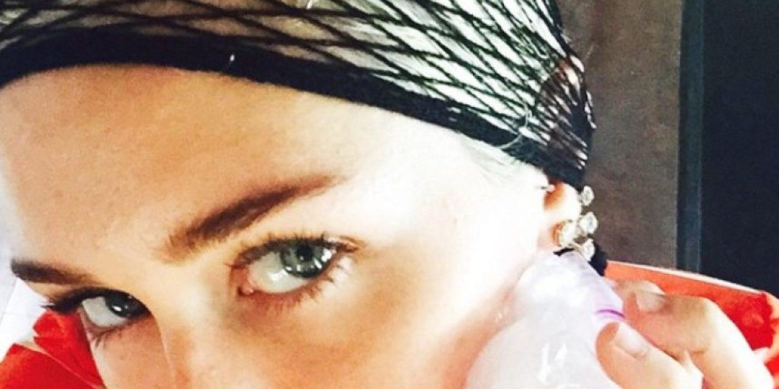 Ahora, la cantante se recupera Foto:Instagram @mileycyrus