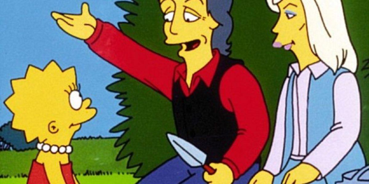 El mensaje oculto de Paul McCartney en Los Simpson