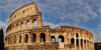 Coliseo – Roma, Italia. Foto:Getty Images