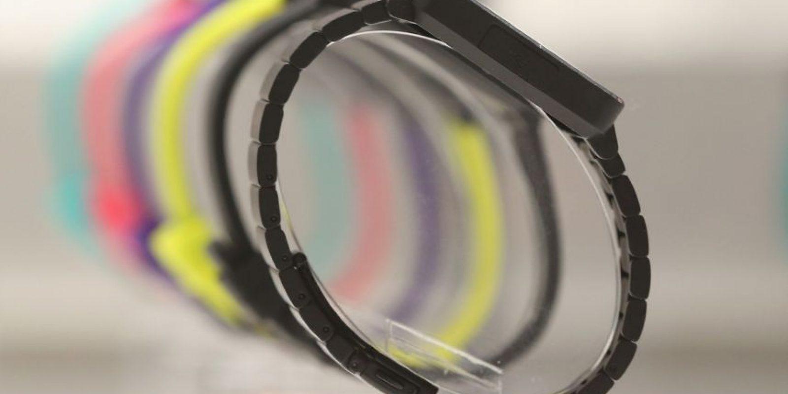 Hasta dos relojes al mismo tiempo: los compradores podrán gozar de dos diseños a la vez, esto con la finalidad de prevenir el robo. Foto:Getty