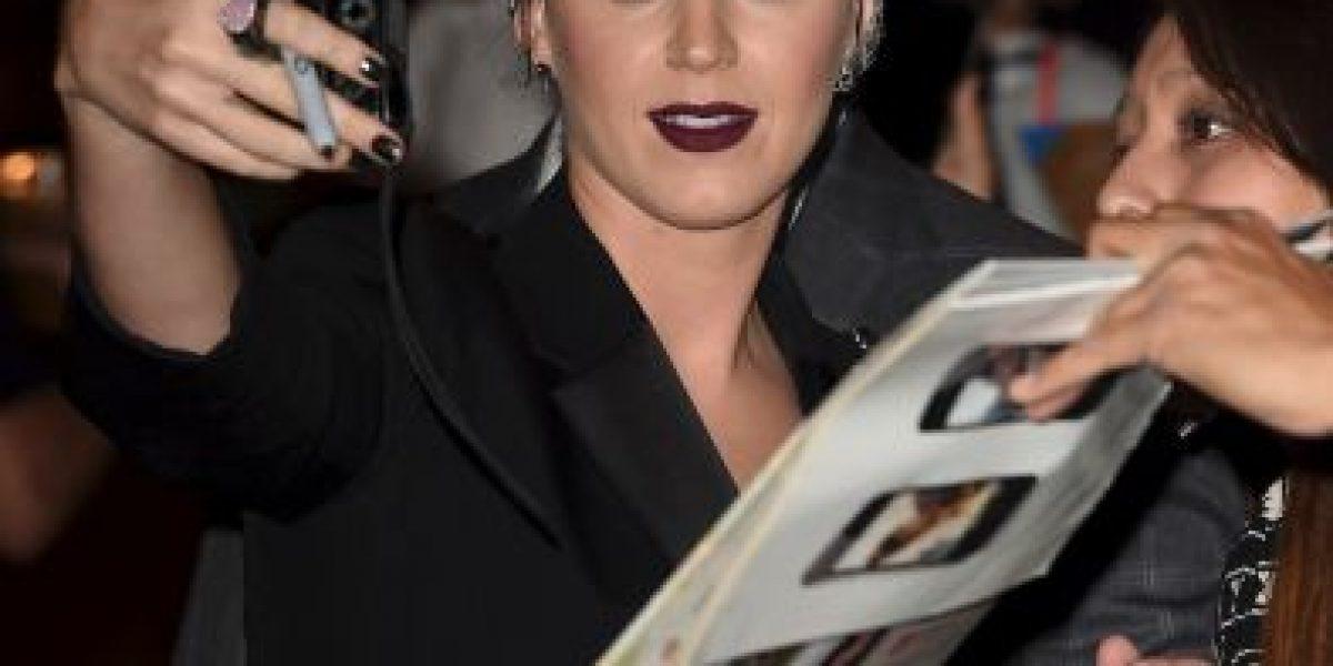 FOTO: Katy Perry conoció a su doble ¡son idénticas!