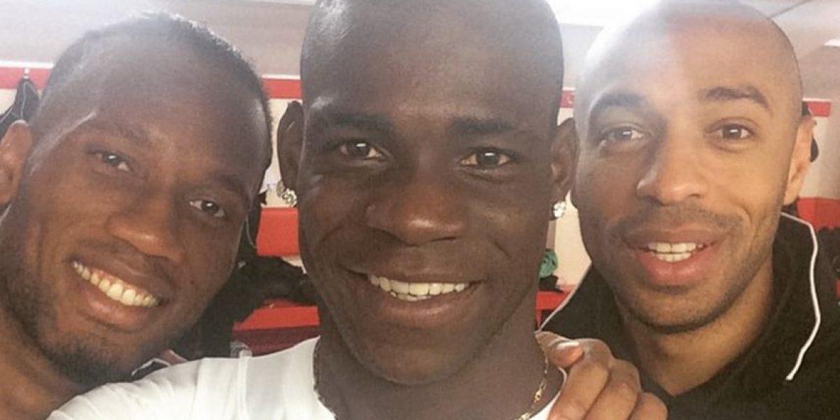 FOTOS: ¿La selfie del trío de delanteros más letales?