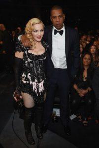 Madonna y Jay Z Foto:Getty