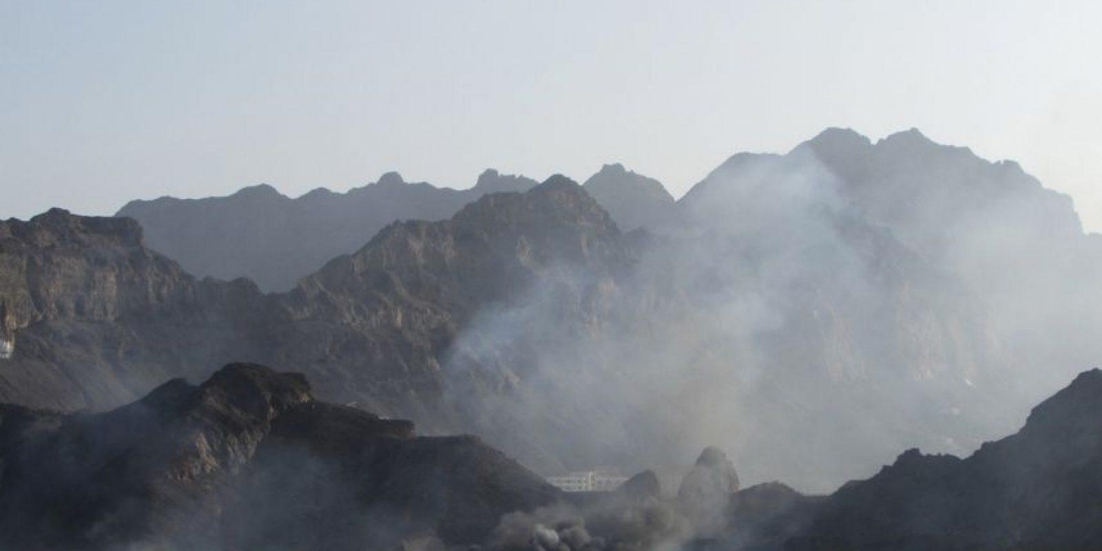 5. India enviará barcos a Yemen para rescatar a sus ciudadanos. Foto:AP