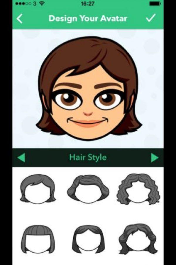 Es la versión para móvil de Bitstrips, la aplicación para crear su propio personaje y ponerlo en situaciones divertidas. Foto:Twitter @MyCasesColombia