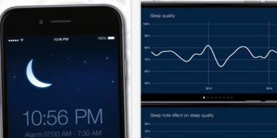 SleepCycle te despierta en el momento de más lucidez de su sueño, para que no les sea tan pesado levantarse. Foto:Northcube AB